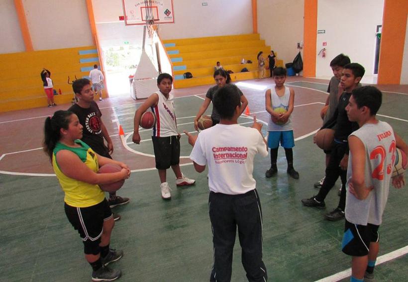Baloncesto Lógico cerró el 2017 con broche de oro; ahora viene una clínica de arbitraje | El Imparcial de Oaxaca