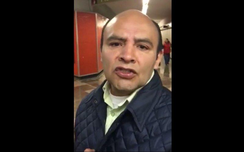 Video: Joven obliga a hombre que le hizo tocamientos a pedirle disculpas | El Imparcial de Oaxaca