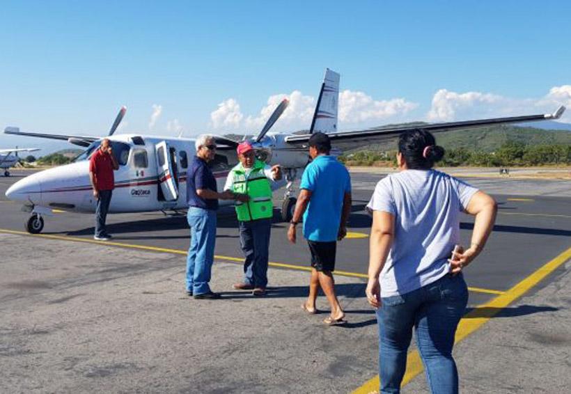 Se busca vía aérea, embarcación extraviada en la Costa de Oaxaca | El Imparcial de Oaxaca