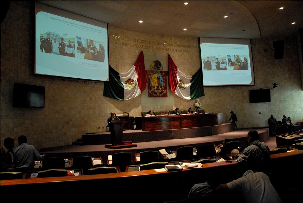 Califican de farsa selección del Comité Anticorrupción en Oaxaca | El Imparcial de Oaxaca