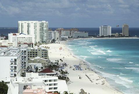 Quintana Roo, excluído de las alertas de viaje de Estados Unidos