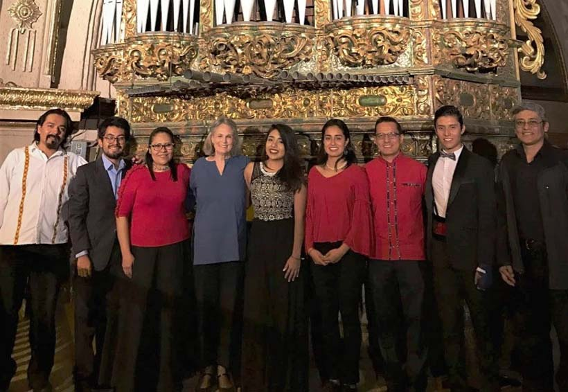 Convocan a participar en festival de órgano y música antigua | El Imparcial de Oaxaca