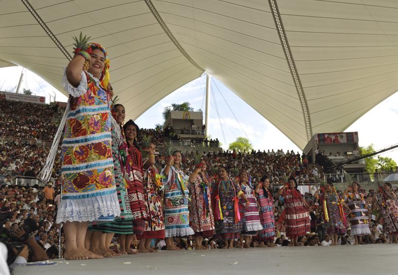 Convocan para representar a la delegación de Tuxtepec en la Guelaguetza 2018 | El Imparcial de Oaxaca