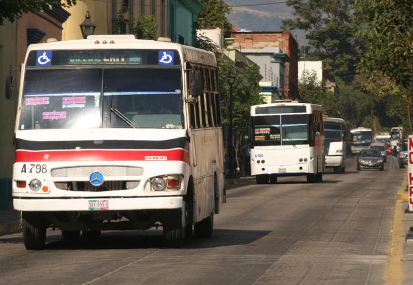Denuncian asaltos y robos a bordo de autobuses urbanos de Oaxaca | El Imparcial de Oaxaca