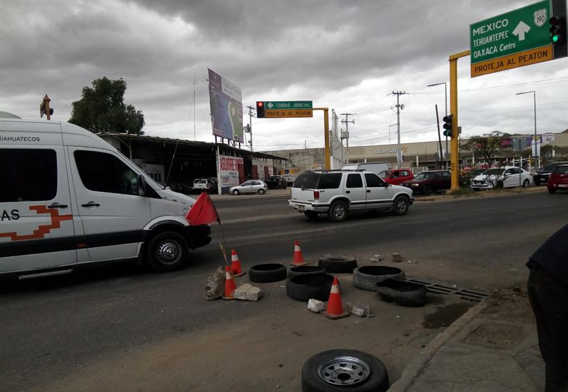 Desatienden obras en Símbolos Patrios, Oaxaca | El Imparcial de Oaxaca