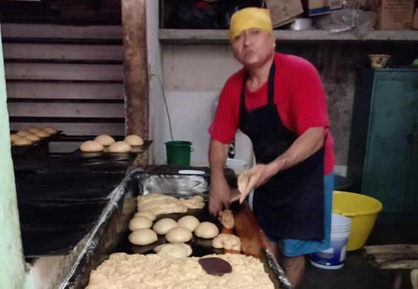Don Juan Luis y su amor por el oficio de la panadería