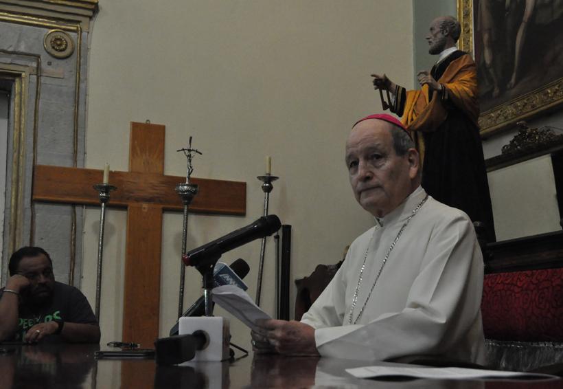 Urge arzobispo de Oaxaca, frenar corrupción | El Imparcial de Oaxaca