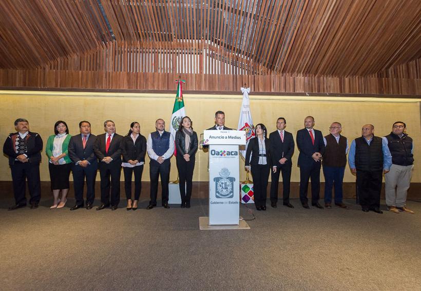 Ajusta Murat su gabinete | El Imparcial de Oaxaca