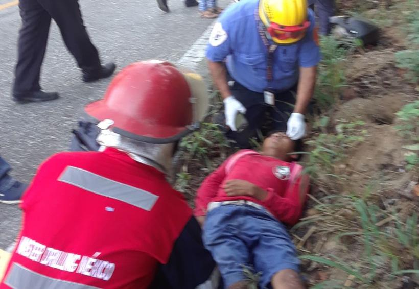 Tuvo un accidente hace seis días; lo mantienen sedado a falta de especialista en Huatulco | El Imparcial de Oaxaca