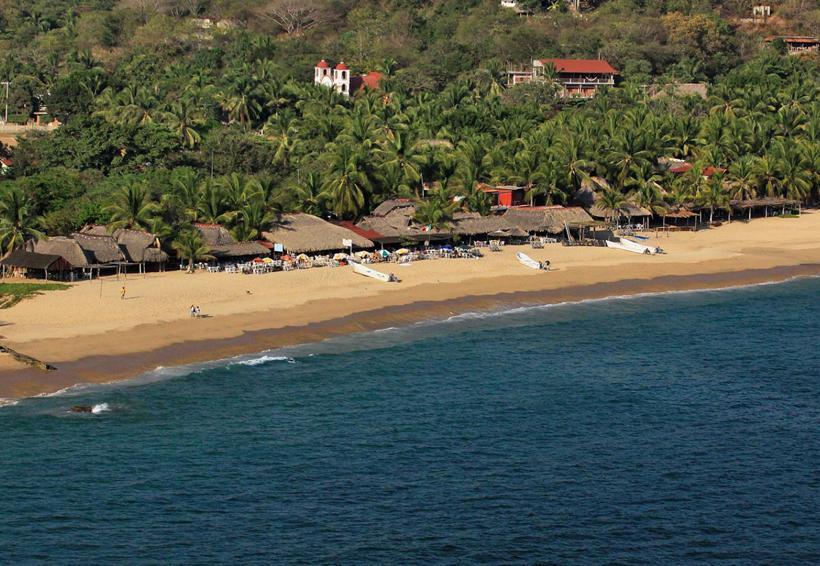 En  Mazunte engañan a turistas  con renta de cabañas