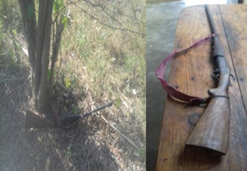 Les caen con armas de fuego en el Istmo y la Costa de Oaxaca