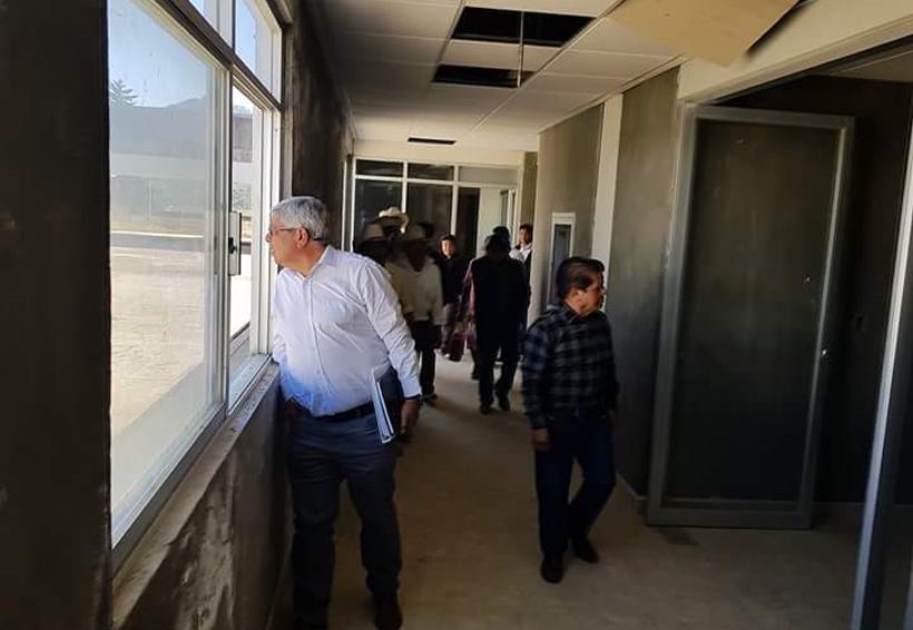 Evalúan el Hospital  de Especialidades en Tlaxiaco, Oaxaca | El Imparcial de Oaxaca