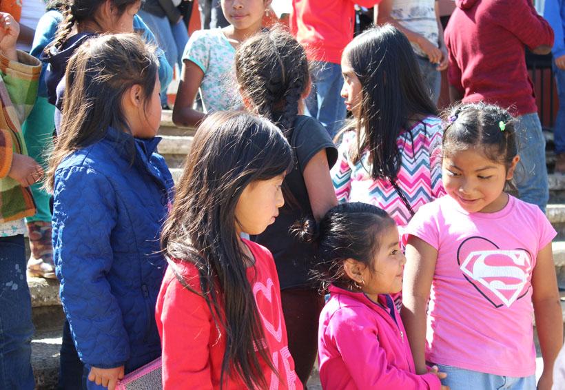 Fama y carencias  del CIS de Zoogocho, Oaxaca