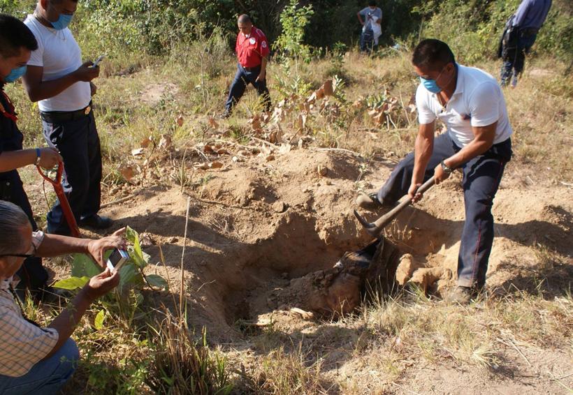 Fiscal de Veracruz detalló que en 2017 se encontraron 343 fosas clandestinas | El Imparcial de Oaxaca