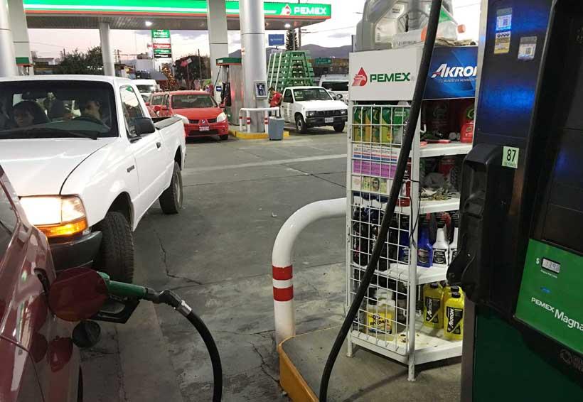 Sin aumentos abruptos en precios de combustibles en Oaxaca | El Imparcial de Oaxaca