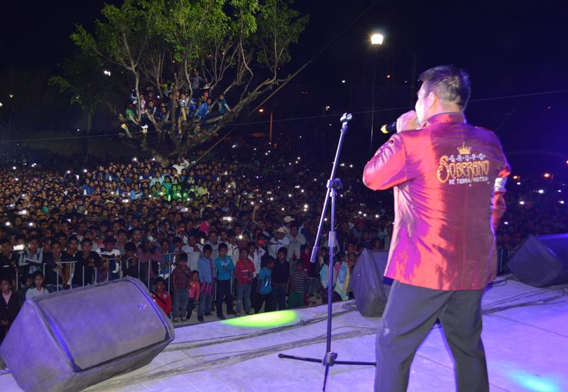 Grupo Soberano se apodera de los escenarios | El Imparcial de Oaxaca