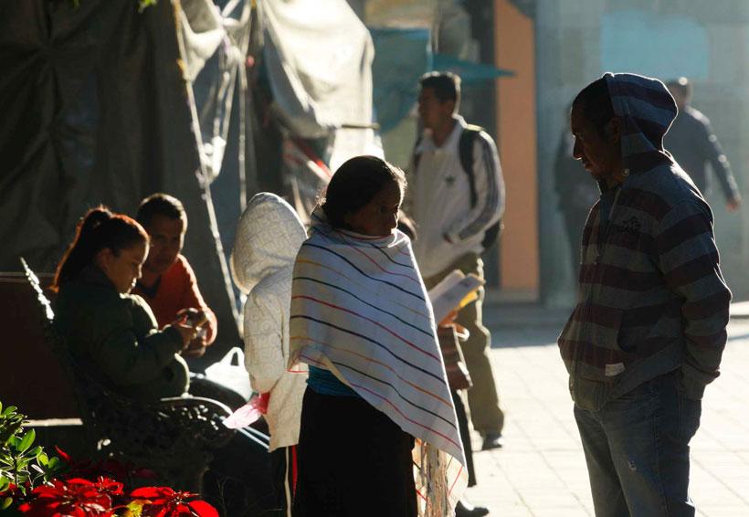 Frío congela la Sierra y la Mixteca en Oaxaca | El Imparcial de Oaxaca