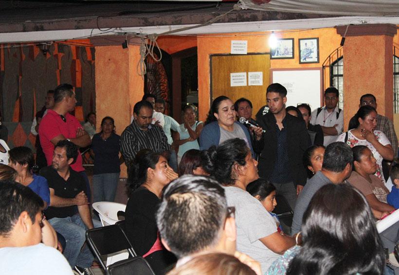 Incumple ayuntamiento de Huajuapan de León  acuerdos con paterfamilias