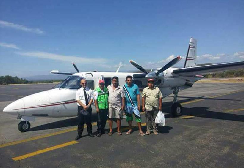 Intensifican búsqueda de pescadores de Morro Mazatán, Oaxaca