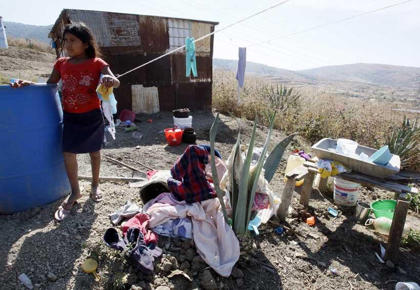 Avanzan cinturones de miseria en zona urbana de Oaxaca | El Imparcial de Oaxaca