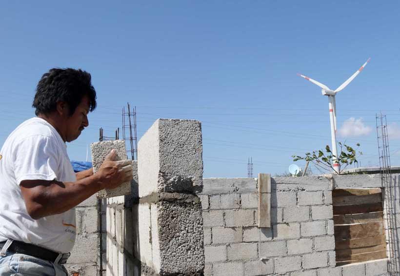Lenta reconstrucción en el Istmo de Oaxaca | El Imparcial de Oaxaca