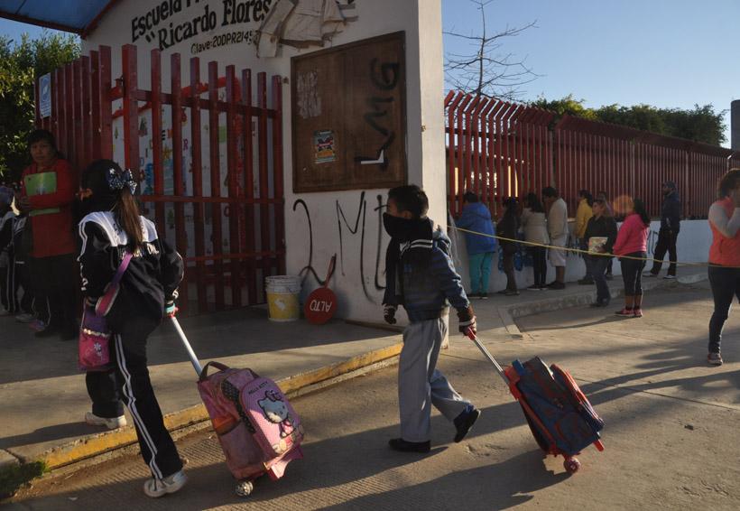 Crónica: Hace mucho frío, mamá… | El Imparcial de Oaxaca