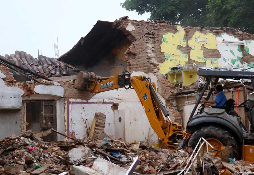 Proceso de reconstrucción sigue en el Istmo: Sedatu | El Imparcial de Oaxaca
