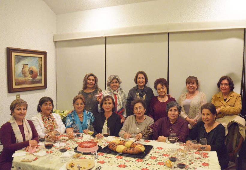 Parten la Rosca de Reyes