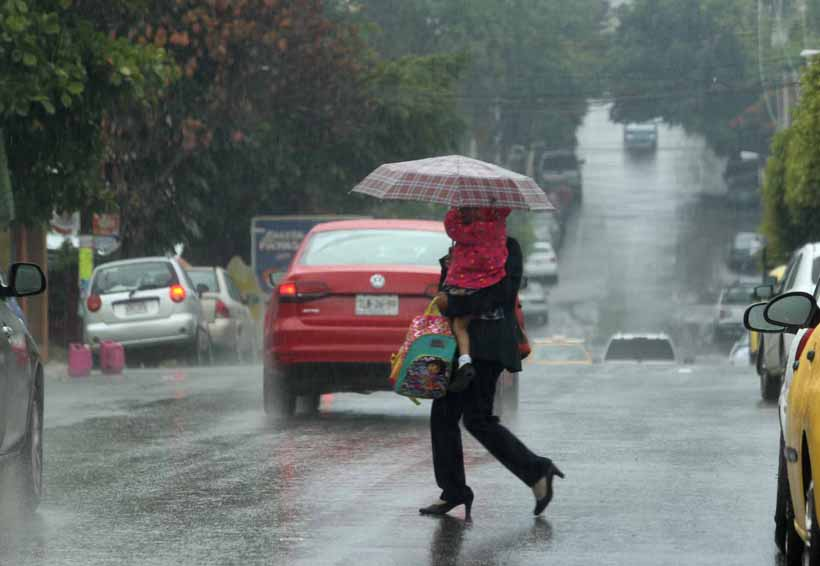 Se prevé frío y temporal de lluvias para este miércoles en Oaxaca | El Imparcial de Oaxaca