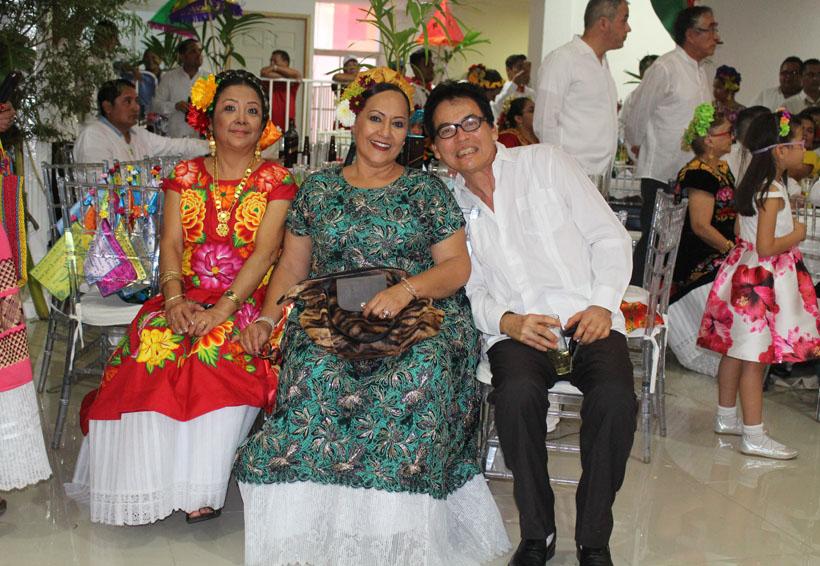 Gran vela en Salina Cruz