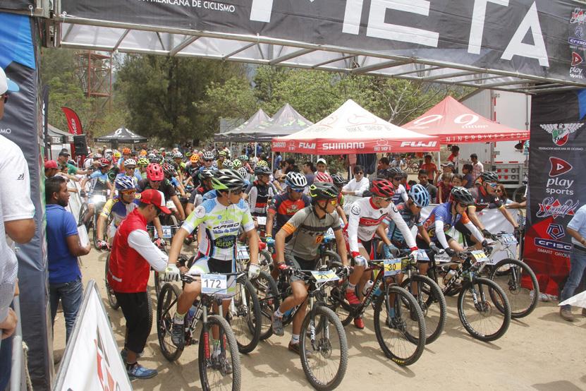 Arranca en Zimatlán  el Ciclismo de Montaña | El Imparcial de Oaxaca