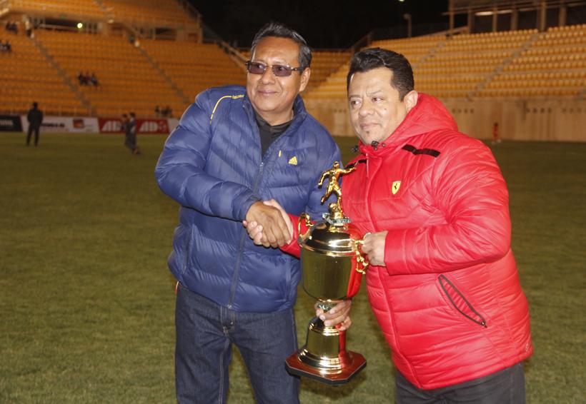 Tigres Dorados se impone en la final de la Liga Uno Premier