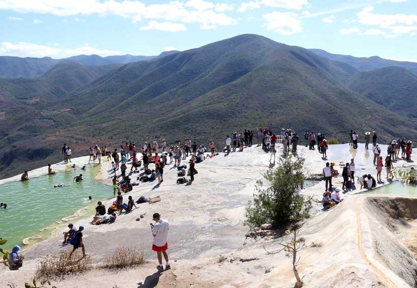Hierve el Agua queda a deber al turismo | El Imparcial de Oaxaca