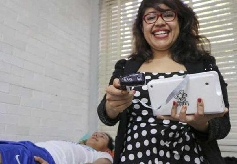 Mexicana crea dispositivo que detecta a tiempo pie diabético | El Imparcial de Oaxaca