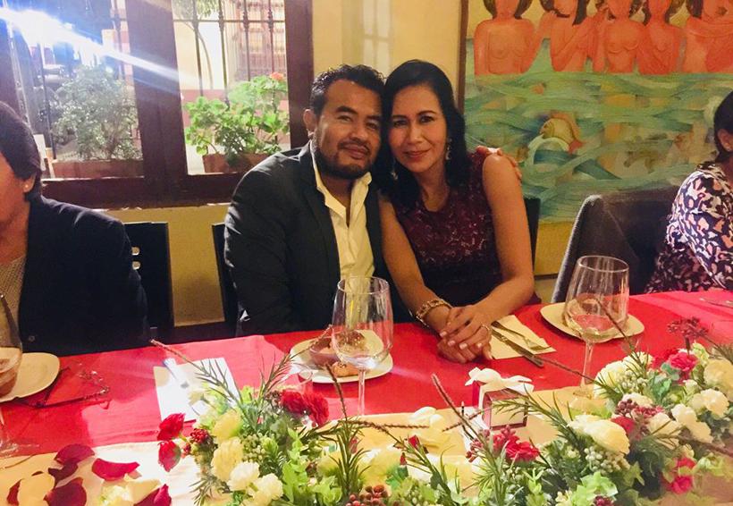 Jully y Carlos Emmanuel formalizaron su relación