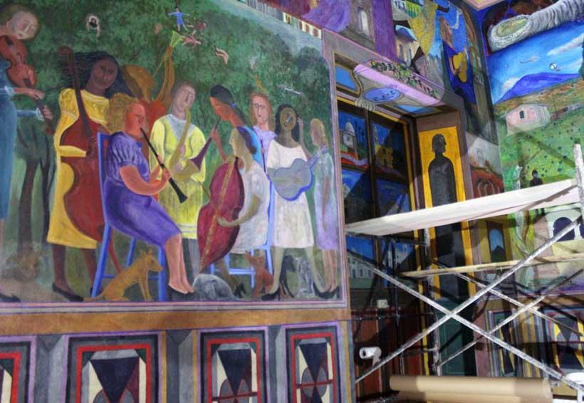 Oaxaca recupera mural de  Rodolfo Morales | El Imparcial de Oaxaca