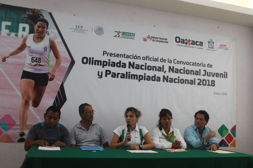 Ya hule a  Olimpiada  Nacional | El Imparcial de Oaxaca
