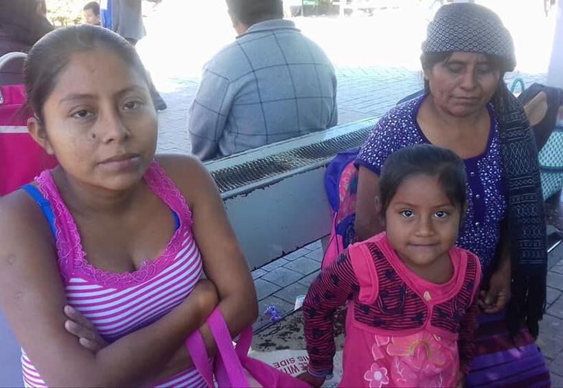 Piden apoyo para mujer con leucemia en la Costa de Oaxaca | El Imparcial de Oaxaca