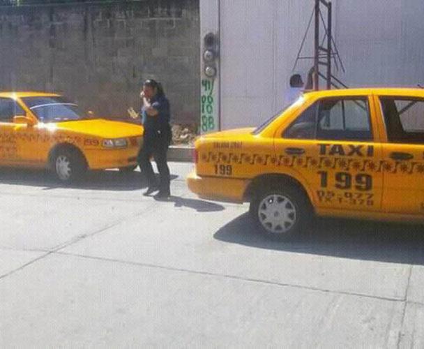 Polémica entre taxistas de Salina Cruz por unidades irregulares
