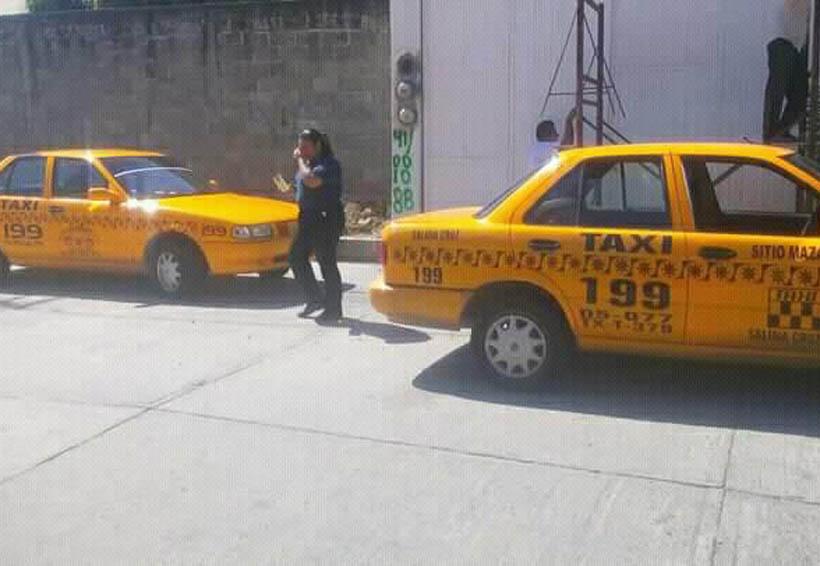 Polémica entre taxistas de Salina Cruz por unidades irregulares | El Imparcial de Oaxaca