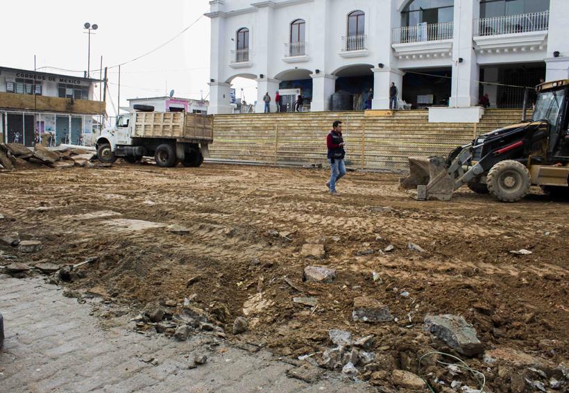 Rehabilitarán cancha de usos  múltiples en Huautla de Jiménez, Oaxaca | El Imparcial de Oaxaca