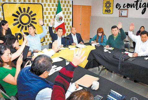 En 5 entidades del país, el PRD aprobó coalición electoral | El Imparcial de Oaxaca