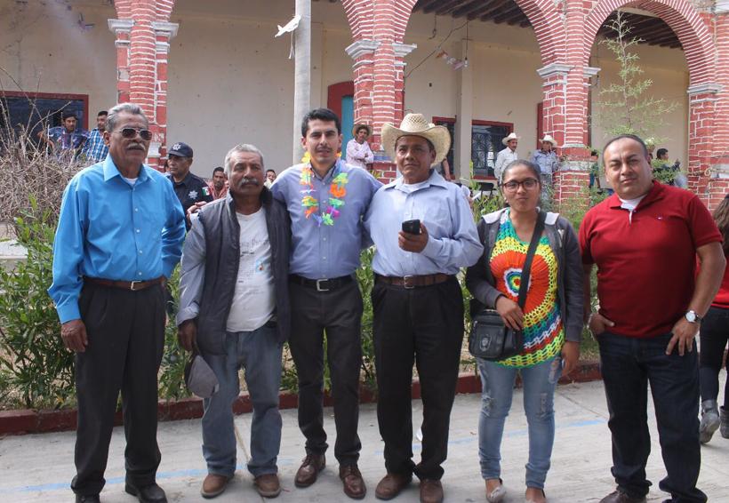 Revoluciona la comunicación  en la Mixteca de Oaxaca