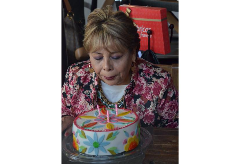 ¡Feliz cumpleaños Lety!