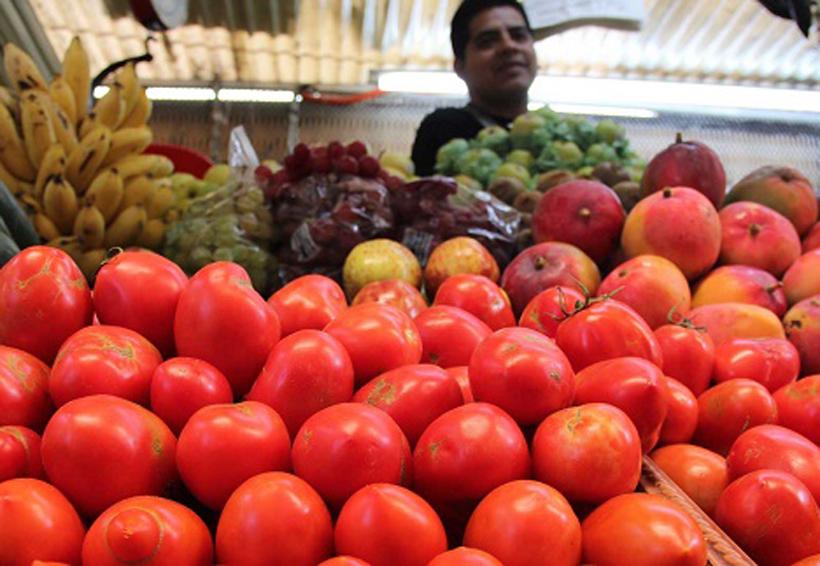 Se eleva precio del  tomate en Oaxaca por el frío