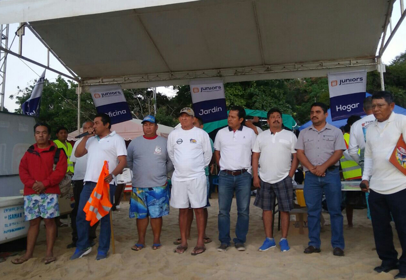 Sexto Torneo Internacional de  Pez Dorado, en Puerto Escondido, Oaxaca