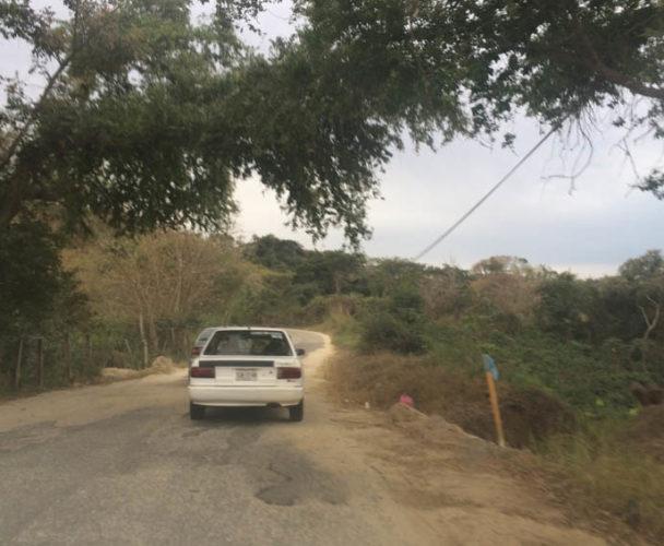 Urgen atención para la carretera  federal 125, Alfonso Pérez Gasga