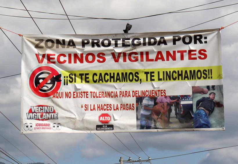 Vecinos de Oaxaca, hartos de  la delincuencia | El Imparcial de Oaxaca
