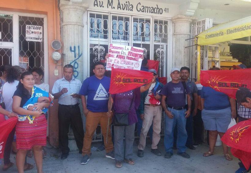 Vecinos de Salina Cruz piden agua potable | El Imparcial de Oaxaca