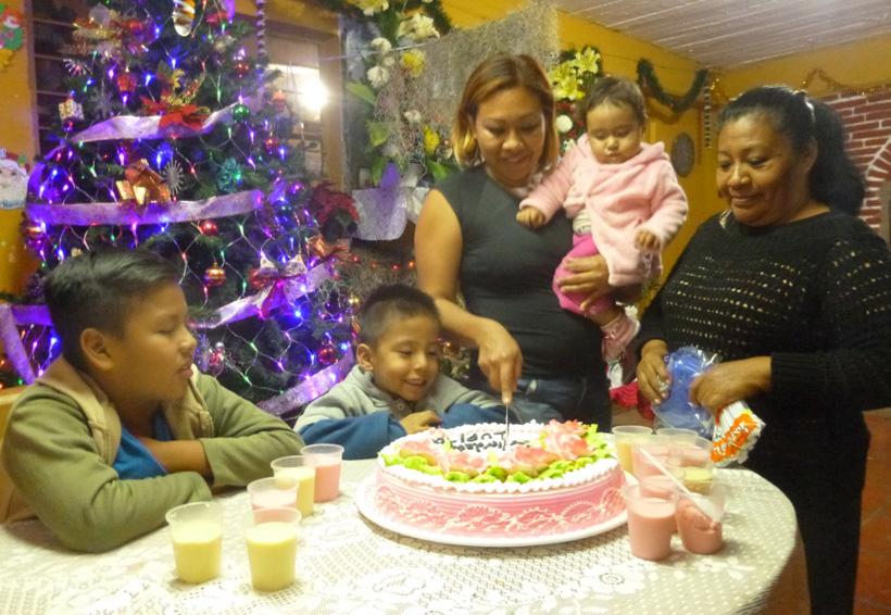 Consienten a  Acela Guadalupe | El Imparcial de Oaxaca